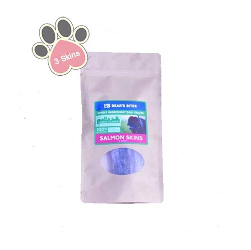 Bears Bites Salmon skins - 3