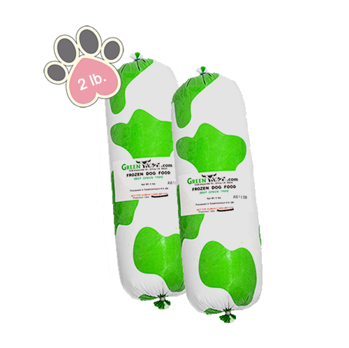 Green Tripe - Green Tripe - 2 LB