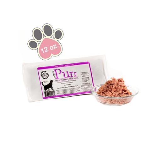 Oma's Pride Purr Complete Feline Meal - 12oz