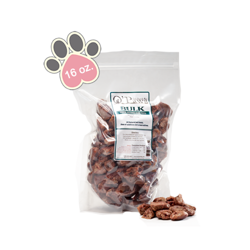 Opaws - Duck Hearts - 16oz