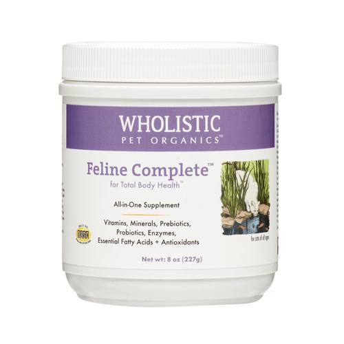 Wholistic Pet Organics - Feline Complete - 8oz