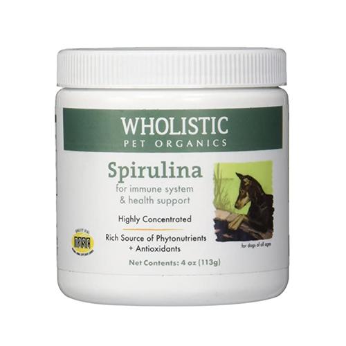Wholistic Pet Organics - Spirulina - 4oz