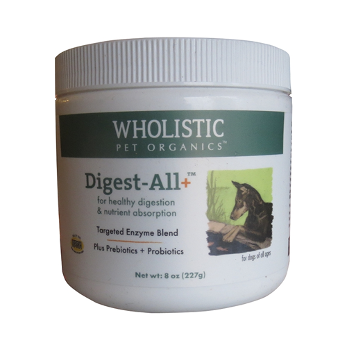 Wholistic Pet Organics - digest All - 8oz
