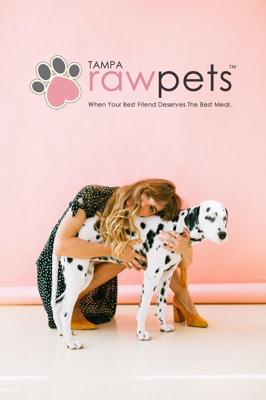 tampa rawpets - human grade pet food