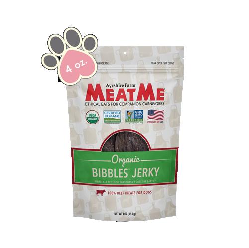 MeatMe - Bibbles Jerky - 4oz