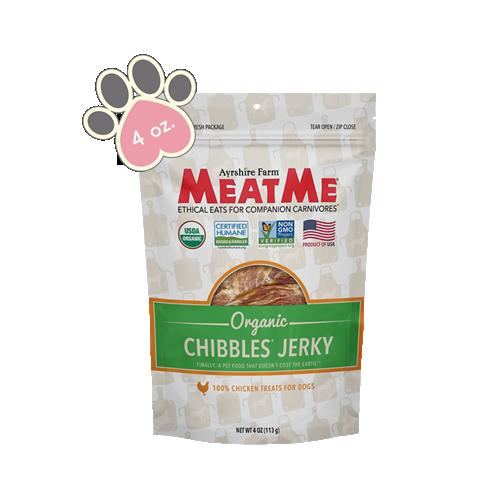 MeatMe - Chibbles Jerky - 4oz