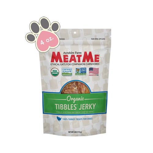 MeatMe - Tibbles Jerky - 4oz